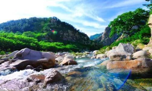 初夏时节,寻一份惬意和清凉!快来这些地方赴一场山水之约