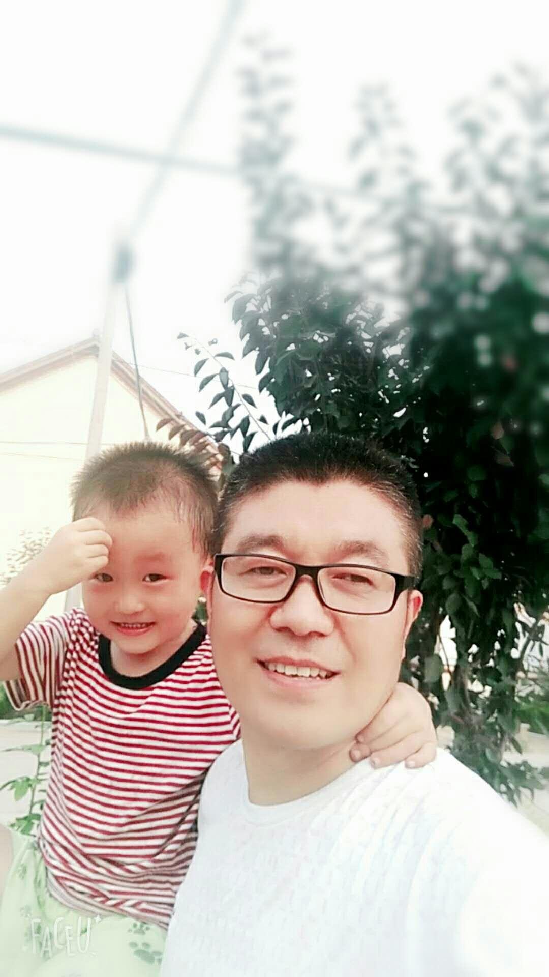 我想陪4岁儿子慢慢长大!日照40岁男子患癌向社会求助!