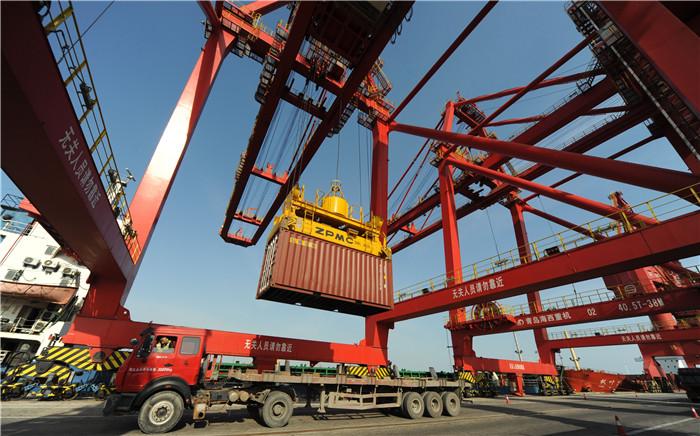 中马清真丝路集装箱首航推介会在潍坊举行