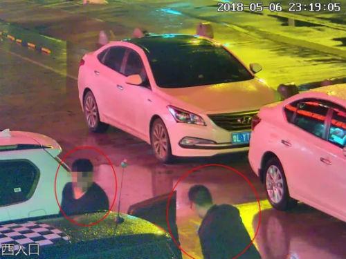 """车内物品""""不翼而飞""""日照东港警方抓获2名犯罪嫌疑人"""