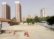 """历经3个半月 潍坊这处建筑垃圾堆终于被""""请""""走了"""