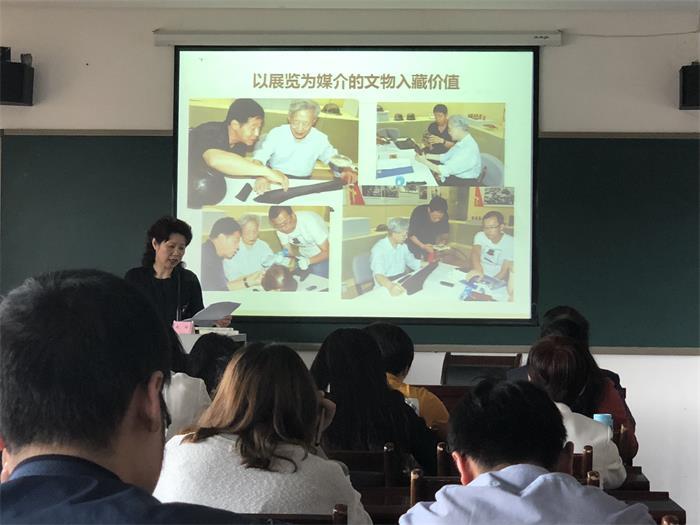 """潍坊组织全市44家博物馆100余人""""充电""""学习博物馆业务"""