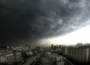 海丽气象吧丨潍坊发布重要天气预报 强对流天气来袭