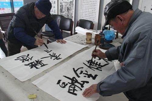 第七届山东省老年书法美术大赛启动 初选6月30日前结束