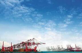 首批经青岛港入境转口欧盟海鲜在德国顺利通关