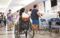 杨东奇看望优秀残疾人创业典型代表