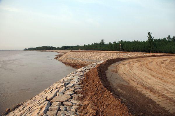 山东:2018年黄河防洪工程建设总投资超14亿元