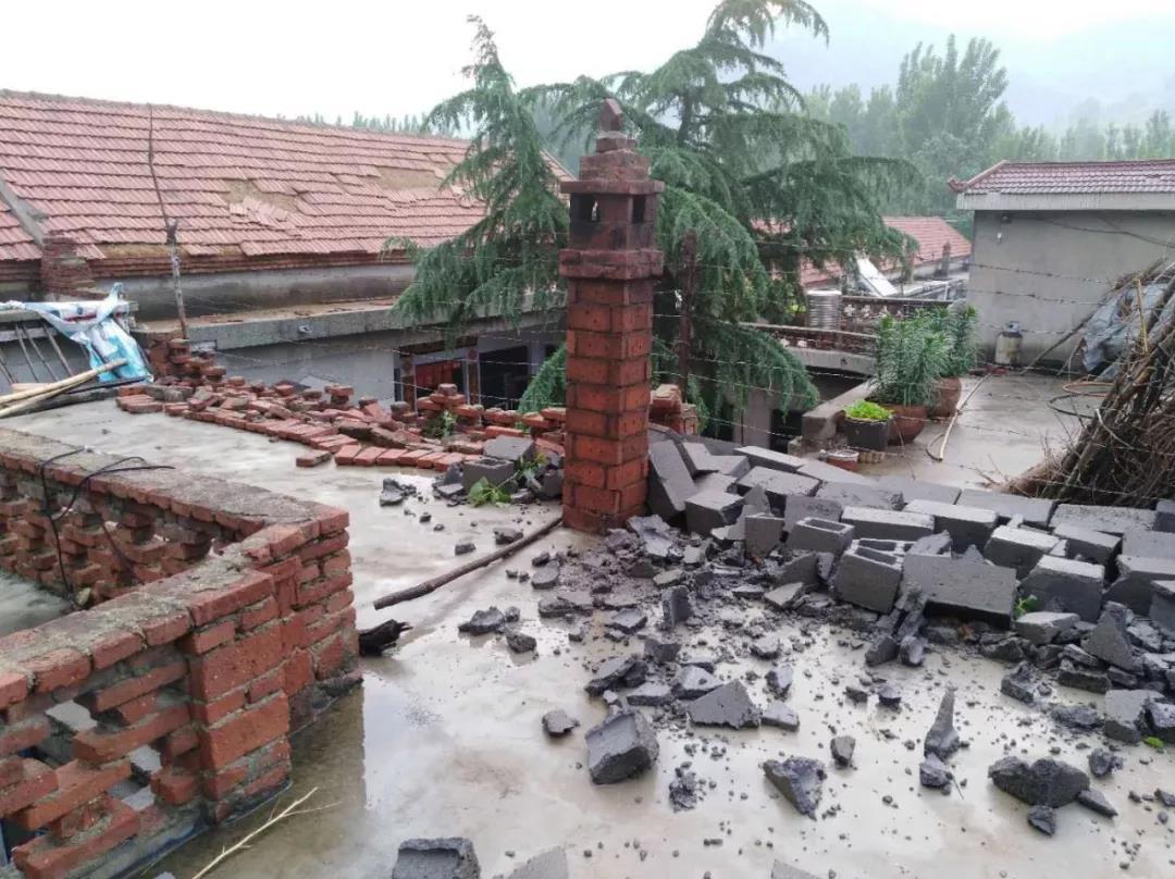 临沂多个乡镇遭受风雹灾害 直接经济损失1780万元