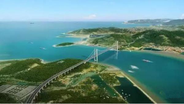 力争下半年开工!乳山口大桥进入地质勘探开钻阶段