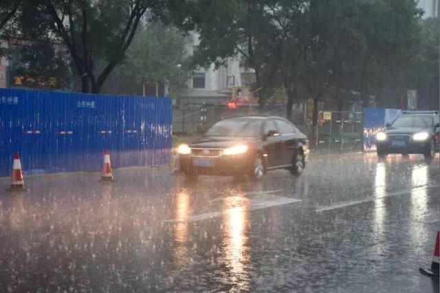 淄博各区县易积水路段在这里 交警提醒注意绕行!