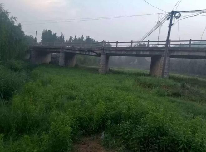 日照:因粮山大桥出现断裂 中楼线城乡公交车辆需绕行南庄