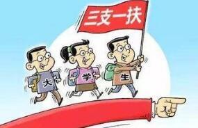 """2018山东招募1543名""""三支一扶""""人员 5月24日起报名"""