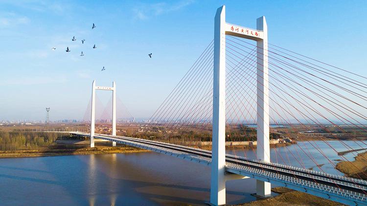 德州这座桥上了央视新闻联播 一架惠民桥带动两座城