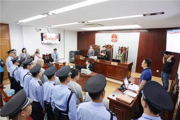 冒充消防、武警诈骗400万元 桓台8名被告受审判刑