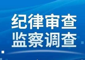 泰山景区党工委委员、管委会副主任朱立辉接受纪律审查和监察调查
