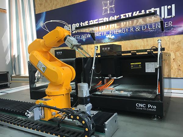 2018淄博科技活动周开幕 集中展示科技创新成果