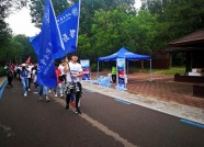 """潍坊2000余位市民加入""""健步行""""大军 呼吁全民健身"""