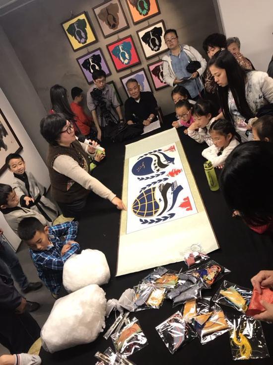 """青岛市南""""520 爱上国学""""传统文化进社区活动正式启动"""