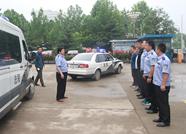 """泰安岱岳区法院拘留拘传两名""""老赖"""",1人现场交付执行案款"""