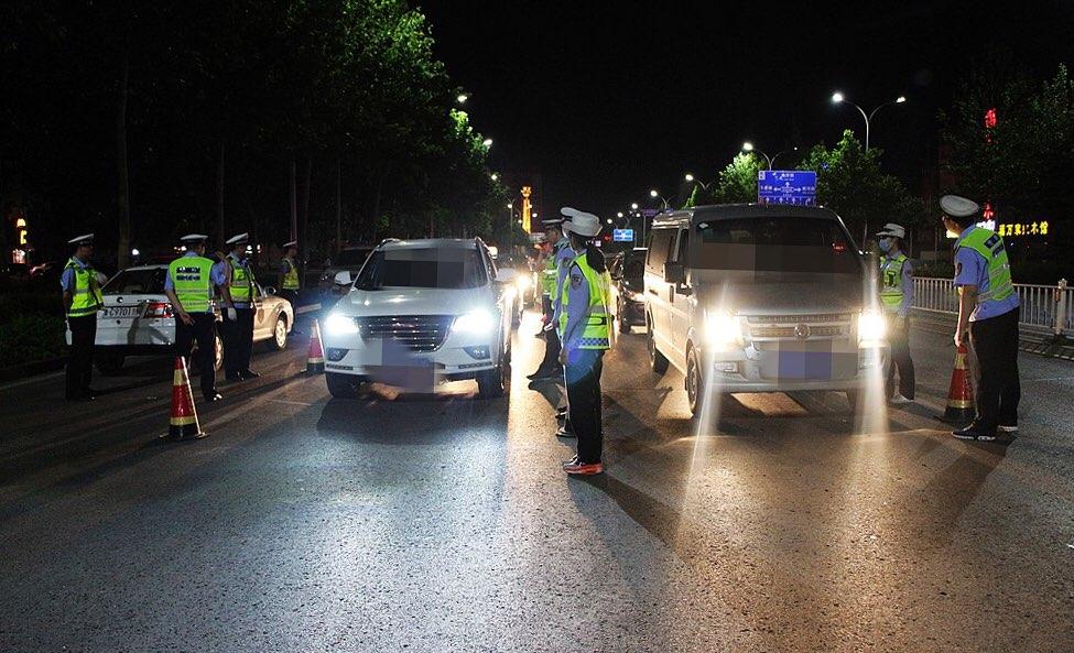 淄博查处各类交通违法行为4156起 严查重型柴油车辆