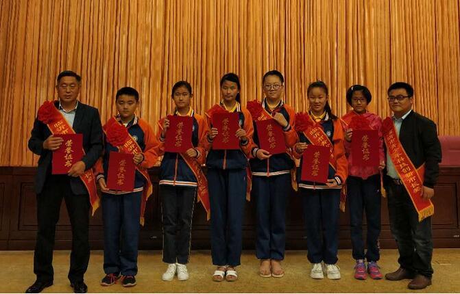 霸气!罗庄区一农村小学斩获9个青少年科技创新市长奖