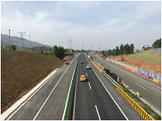 滨莱高速改扩建部分具备通车条件 有望6月15日实现双向通车