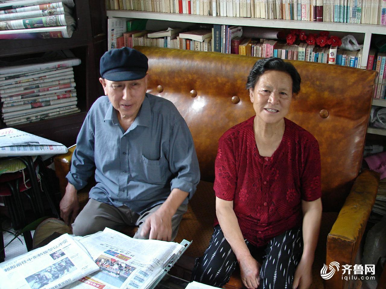 老革命殷树山刘彩凤_爱奇艺.jpg