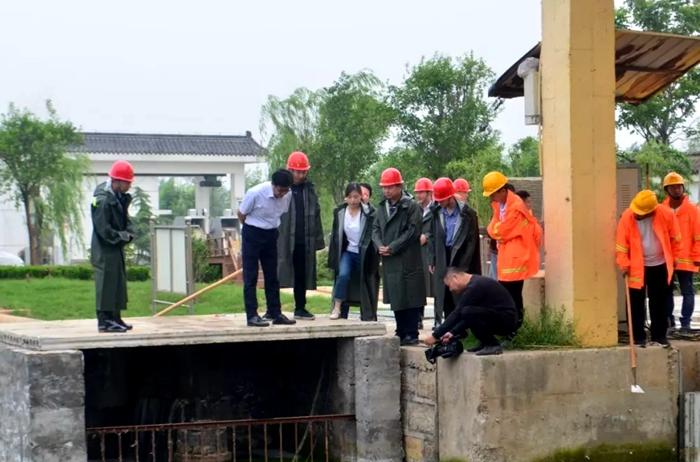 聊城开展2018年城区防汛抢险实战演练 提升应急处置能力