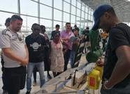 30多名外国农业部门官员来潍坊参观考察(图)