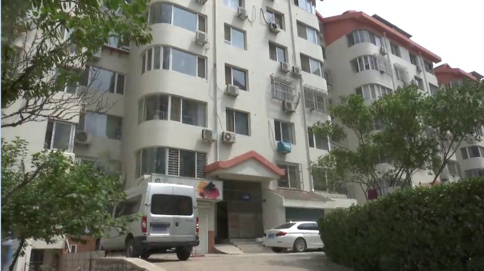 过程一波三折!济南开元山庄老楼装电梯主体完工