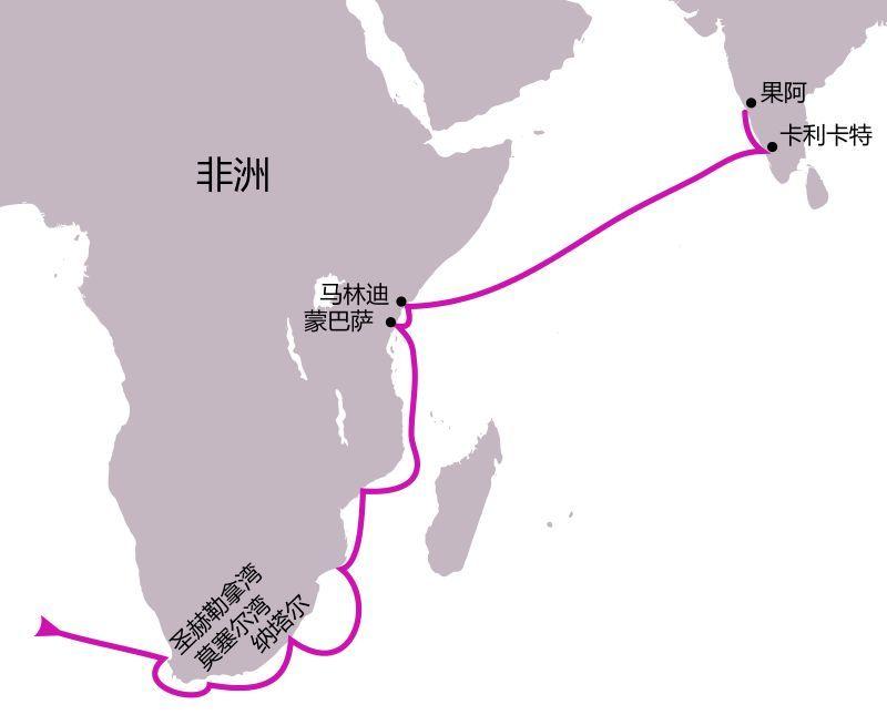 山东前4个月与西亚非洲地区经贸合作全面增长