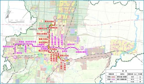 淄博城市轨道交通规划环评征询意见 时间截止6月8日