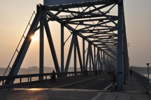 扩散!滨州黄河大桥今天通车啦 别再绕行了