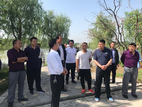 滨州第一书记王涛:脑洞大开引领村委班子走出去 解放思想学本领