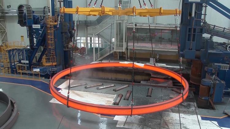 81秒丨见证大国重器诞生 章丘制造创世界纪录
