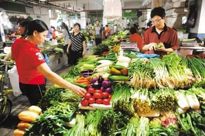 山东蔬菜价格稳中上行 平均批发价3.05元/公斤