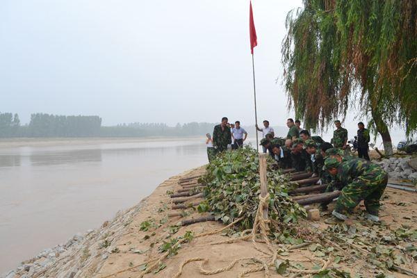 山东各级黄河部门查摆问题 确保黄河安全度汛