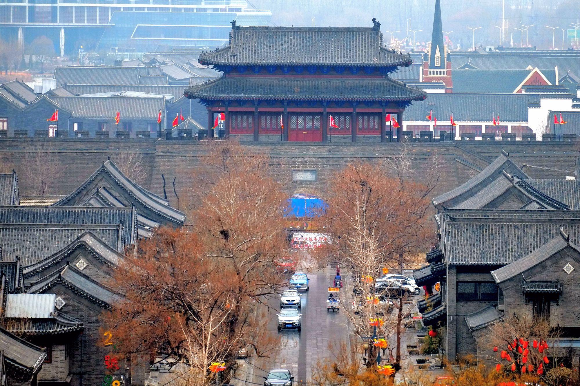 山东十大文化旅游目的地品牌 聊城大运河、古城入列