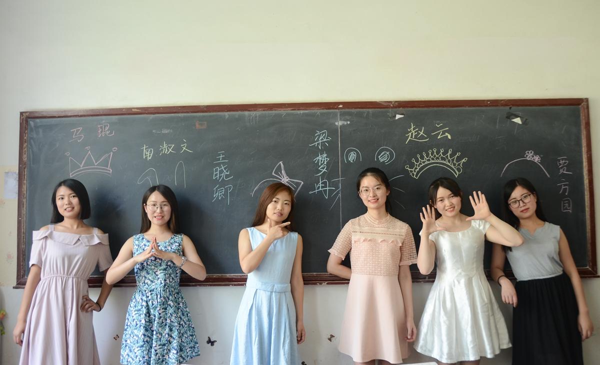"""个个都是牛人 聊城""""学霸宿舍""""6名女生全部考取研究生"""