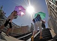 海丽气象吧|未来两天潍坊高温+干热风来袭,这些事儿要注意!