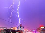 海丽气象吧丨潍坊发布雷电黄色预警 并伴6~7级雷暴大风
