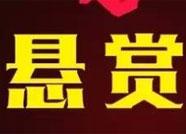 滨州无棣县人民法院发布悬赏公告 最高奖励5万