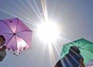 滨州今天最高气温达37℃ 天气炎热请注意防暑