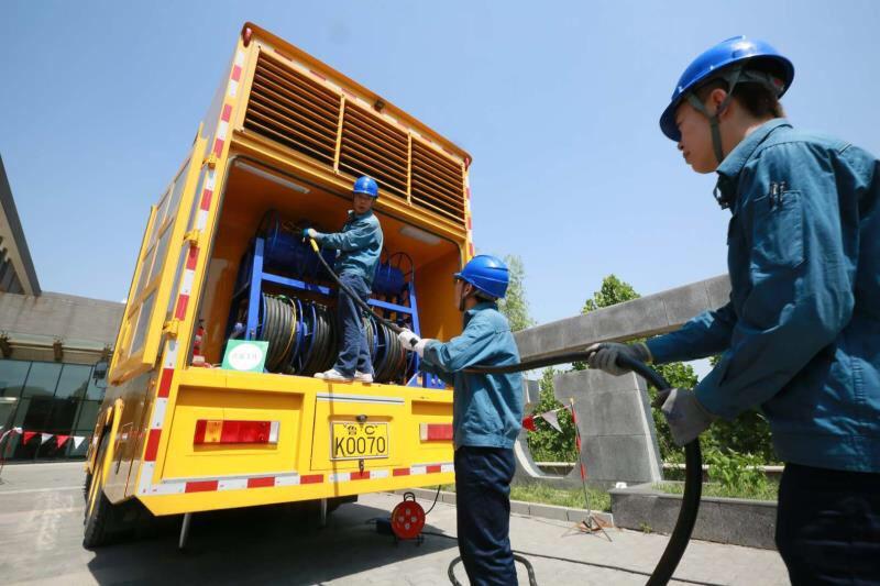 淄博:护航高考 双保险让考点供电更可靠