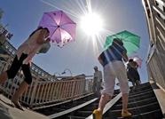 海丽气象吧丨潍坊高温橙色预警降为黄色预警 气温仍可达35℃