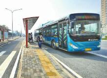 6月9日起 济南公交K72路优化调整部分运行路段
