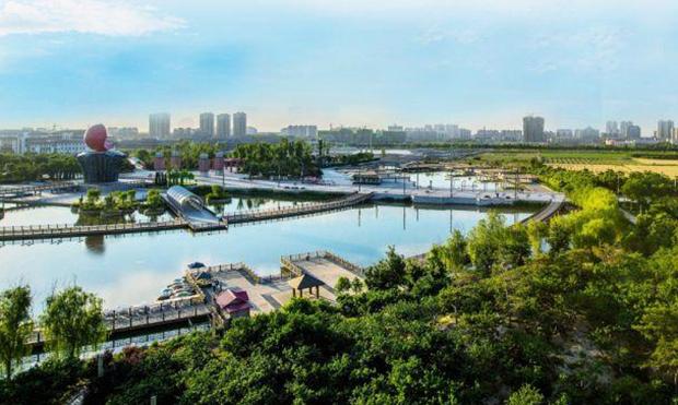 宁津启动10个重点民生项目 宁津县一中新校区9月招生