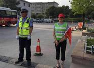 滨州惠民交警提供温馨周到服务 确保高考顺利进行