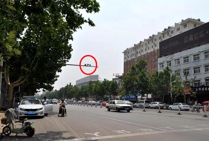莘县人注意!城区新增3处电子监控设备 6月12日启用