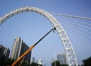 """潍坊""""三河""""12座桥梁改造工程全部竣工"""